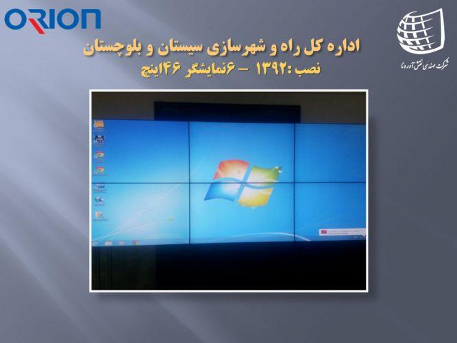اداره کل راه و شهرسازی سیستان وبلوچستان