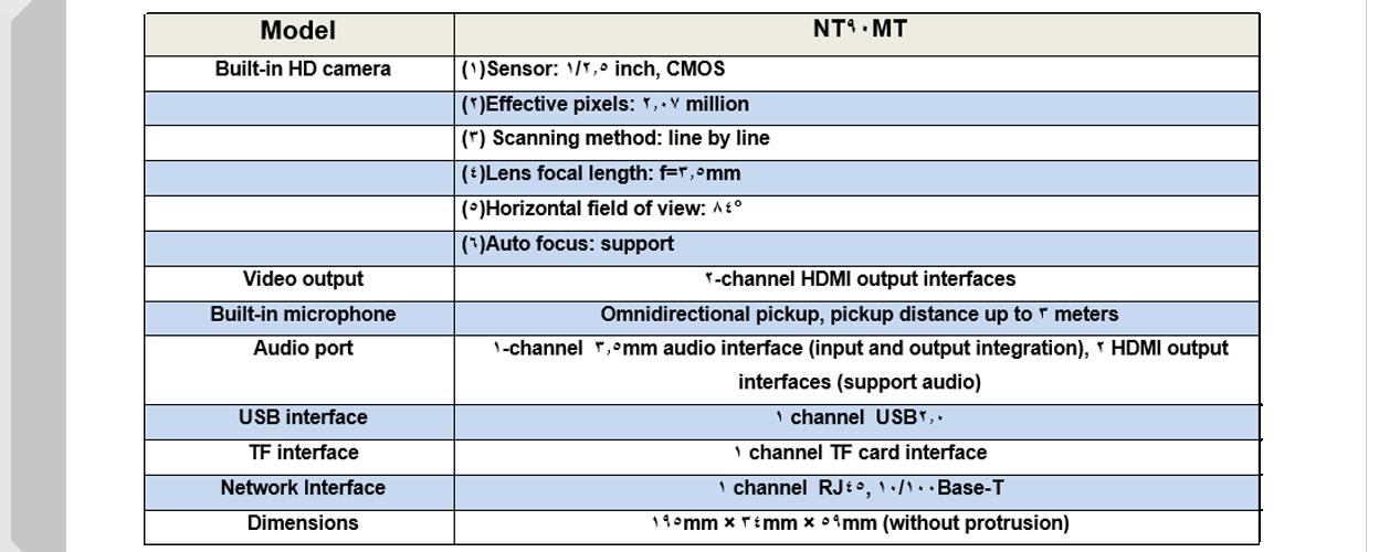 VC-NT90MT03